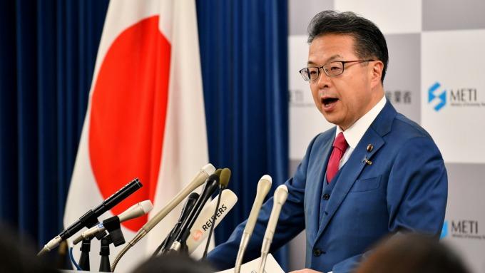 日本政府:南韓出口管制影響不大、無意協商。(資料照片) (圖片:AFP)