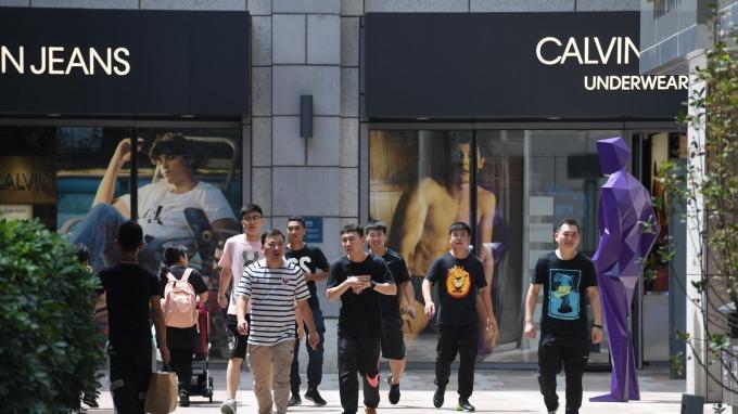 哪有經濟衰退?美消費支出數據如此強勁!(圖片:AFP)