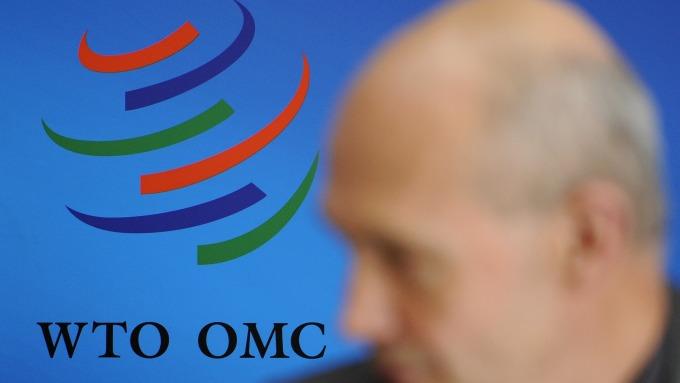 世貿組織裁定中國能進行經濟制裁(圖片:AFP)