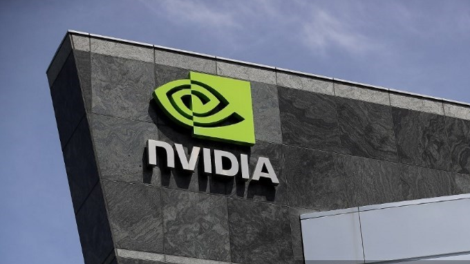 〈財報〉Nvidia盤後大漲7% 營收獲利皆超出預期 (圖片:AFP)