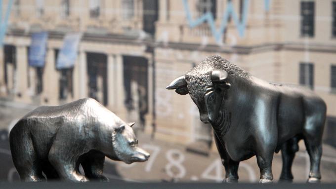 道瓊運輸指數續跌 恐將觸發熊市訊號(圖:AFP)