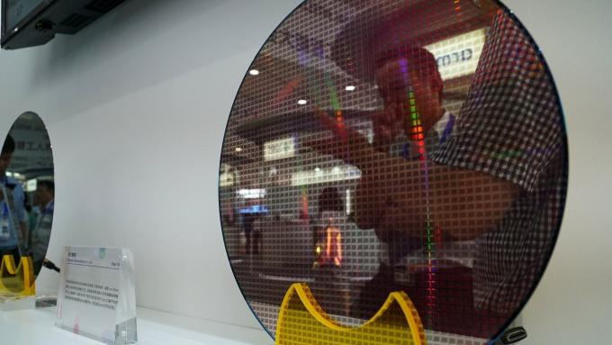 應用材料表示 記憶體晶片需待2020年回彈(圖片:AFP)
