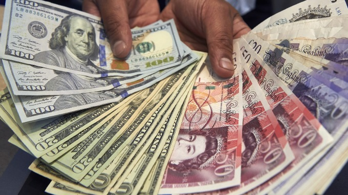 日本超越中國 再成為美國公債最大持有國(圖片:AFP)