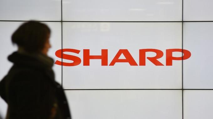 夏普白色家電銷量旺!印尼產能大幅擴張。(圖片:AFP)