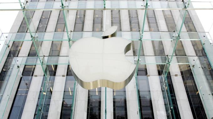 蘋果表示、該公司為美國帶來240萬個工作機會!(圖片:AFP)