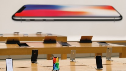 蘋果iOS操作系統「洩密」 暗示9月10日將發布新機 (圖片:AFP)