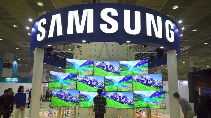 供給過剩、收益降低 三星考慮暫停南韓LCD產線。(圖片:AFP)