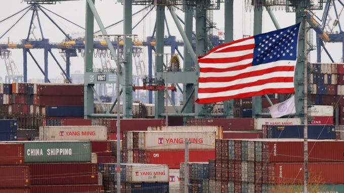 馬士基:若貿易戰持續延燒 明年貨櫃航運需求恐跌1%(圖片:AFP)