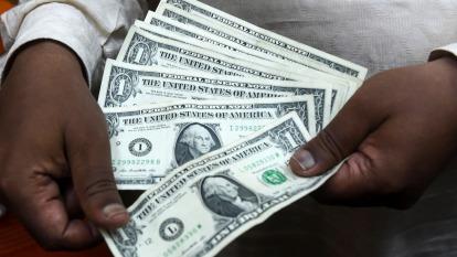美國考慮發「100年期債券」 30年債殖利率聞訊彈升 (圖片:AFP)