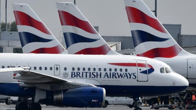 英航直飛全球最賺錢黃金航線 年賺12億美元(圖:AFP)