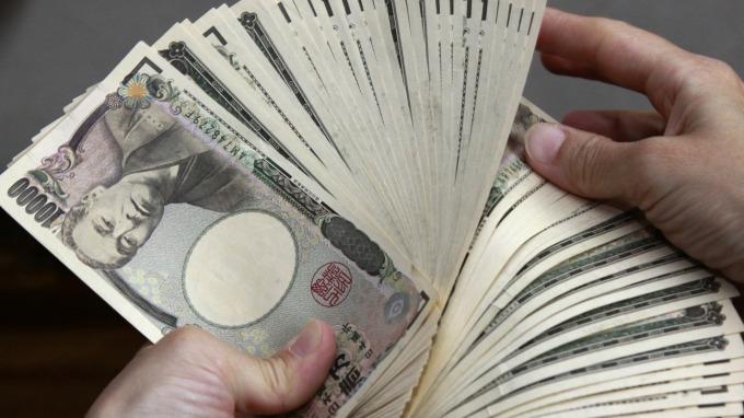 投機者減美元、黃金淨多單 連兩週大增日圓看漲部位(圖片:AFP)