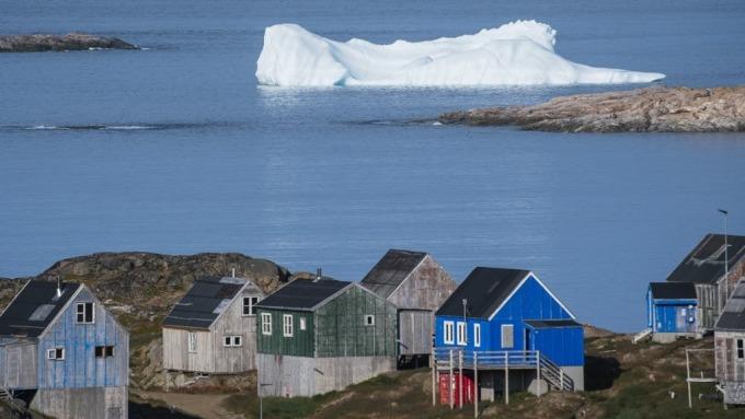 川普證實白宮內部討論購買格陵蘭 丹麥總理稱這是非賣品(圖片:AFP)