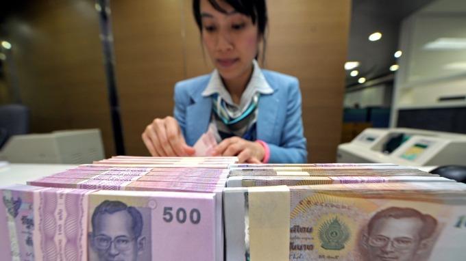 泰國第2季GDP年增2.3% 寫2014年以來單季最差(圖片:AFP)
