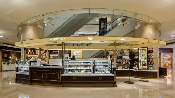 米蘭甜點品牌COVA將撤台,3百貨門市8月底熄燈。(圖:擷取自COVA Taiwan臉書)