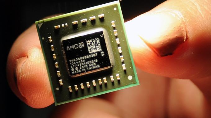 有利因素已全入價 分析師:AMD後續上漲空間有限(圖片:AFP)