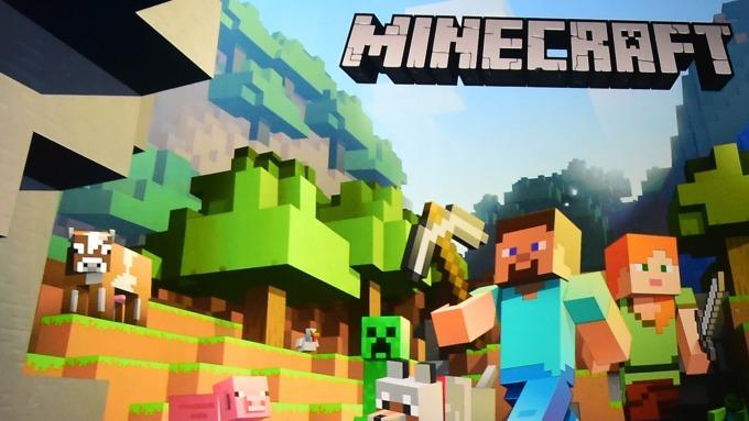 微軟《Minecraft》PC版導入Nvidia RTX技術(圖片:AFP)