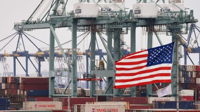 近4分之3的經濟學家預期美國將在2021年面臨經濟衰退(圖片:AFP)