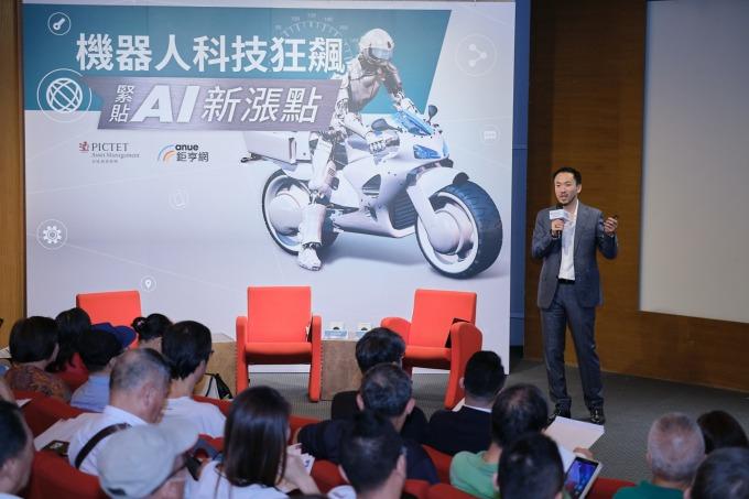 微軟大中華區 AI 暨數位轉型負責人趙質忠。