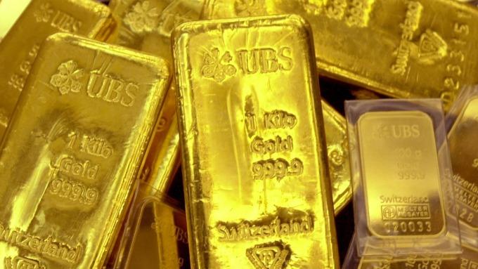 黃金收復近期跌幅 回穩1500美元(圖片:AFP)