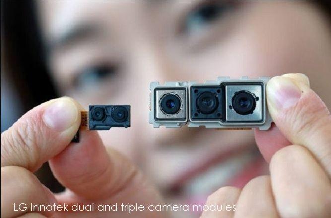 LG 三合一鏡頭示意圖 (圖片: Patently Apple)