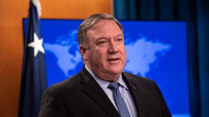 美國務卿:明年大選之前 美中貿易有望達成 (圖片: AFP)