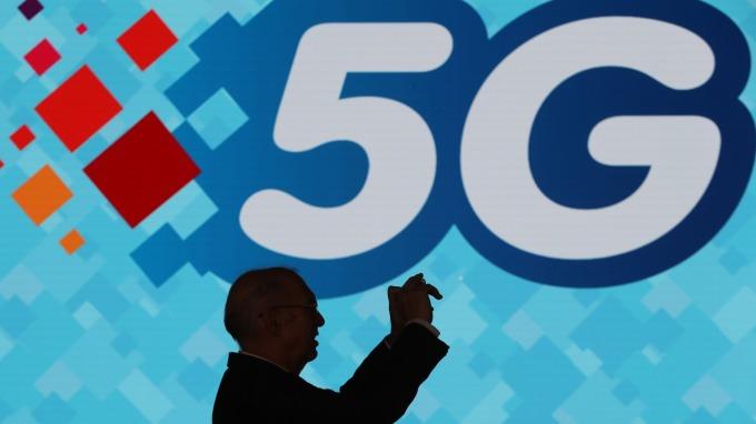 川普施壓華為爽到台灣 5G訂單春燕提早報到。(圖:AFP)