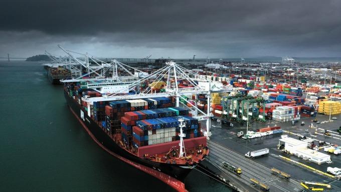 美中貿易衝突下拚生機,台商掀第3波泰國投資潮。(圖:AFP)