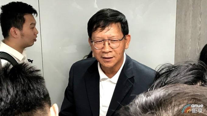 泰碩總經理梁竣興。(鉅亨網資料照)