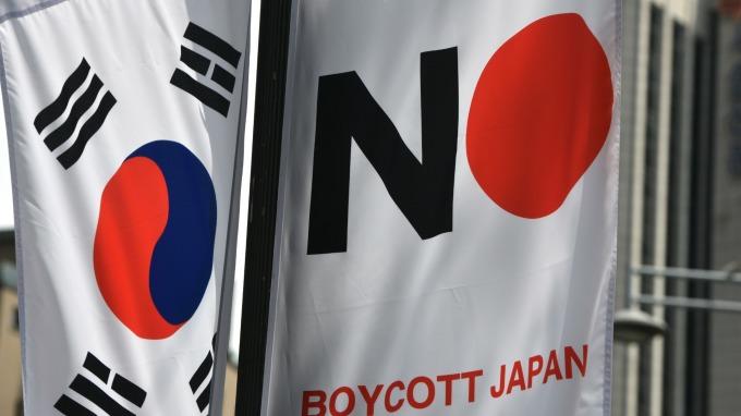 對日反擊?南韓青瓦台宣布不續簽日韓《軍事情報保護協定》(圖片:AFP)