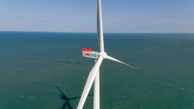 上緯投控出售旗下上緯新能源及其子公司海能風力發電 95% 股權。(圖:取材自上緯官網)