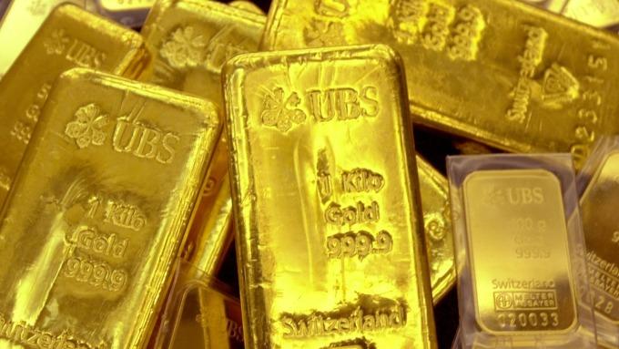 美債殖利率上漲 黃金創下兩週來最低價