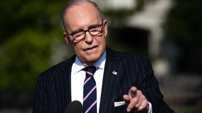 白宮首席經濟顧問:美中打了「極具建設性」電話 9月有望恢復談判 (圖片: AFP)