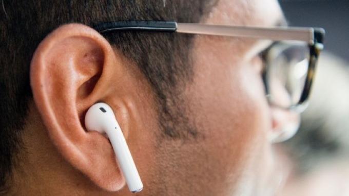 蘋果發布兩項新專利 旨在提升AirPods用戶的使用體驗 圖片:AFP