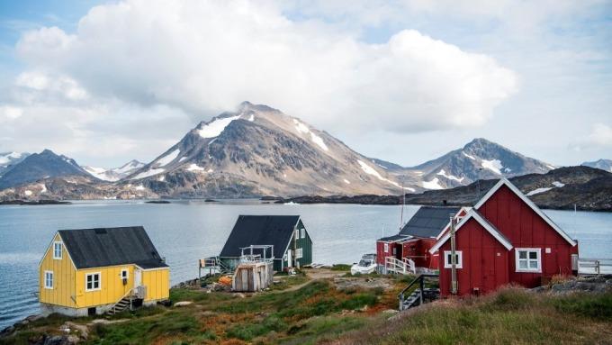 格陵蘭島(圖片:AFP)