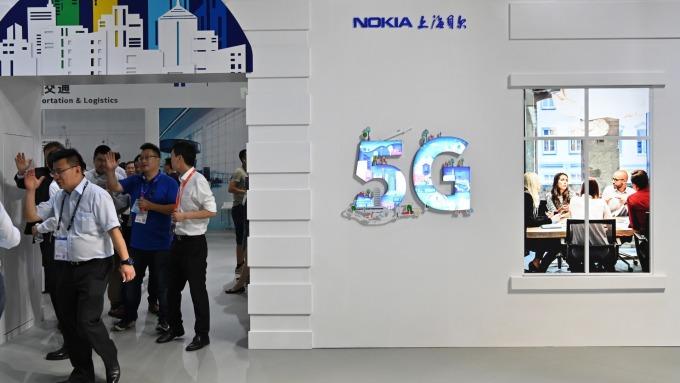 5G手機太貴? Nokia預計釋出價格超低廉的型號 圖片:AFP