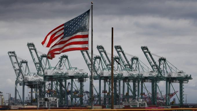 中國反擊! 宣布對美國750億美元產品加徵關稅(圖片:AFP)