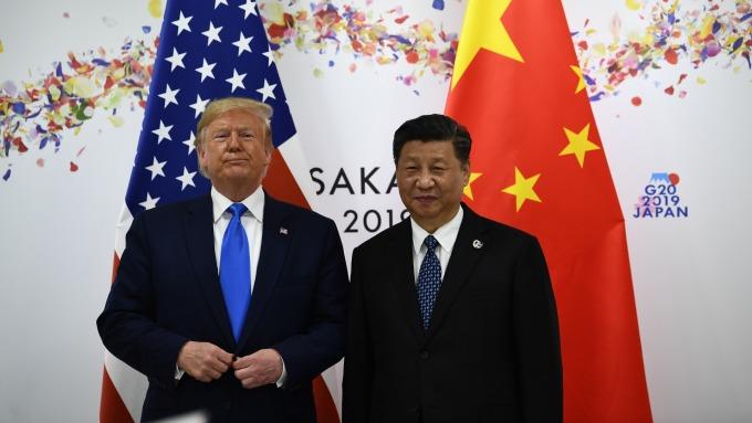 中國抨擊美方祭新關稅 拿芬太尼當政治武器 (圖片:AFP)