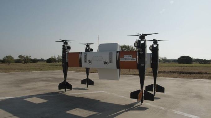 美日聯手打造宅配防災用無人機、可載送30公斤重貨物