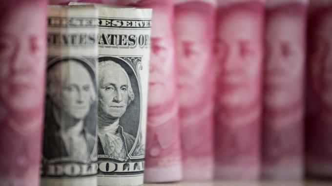 中國不會將人民幣武器化 因為這三個理由(圖:AFP)