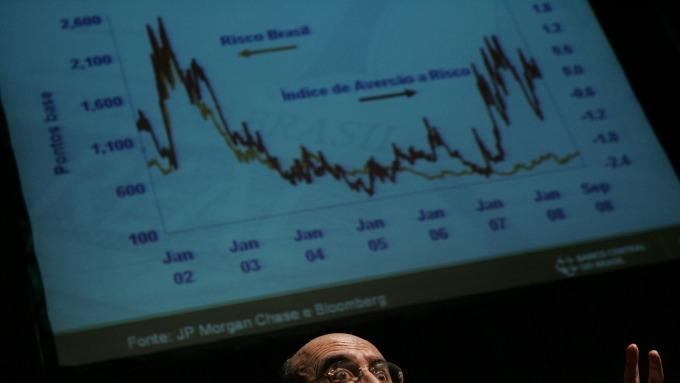 在全球經濟成長擔憂深化之際 新興市場債券重獲青睞(圖:AFP)