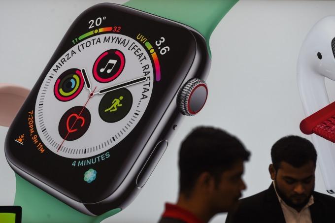蘋果致力於拓展印度市場 (圖片: AFP)