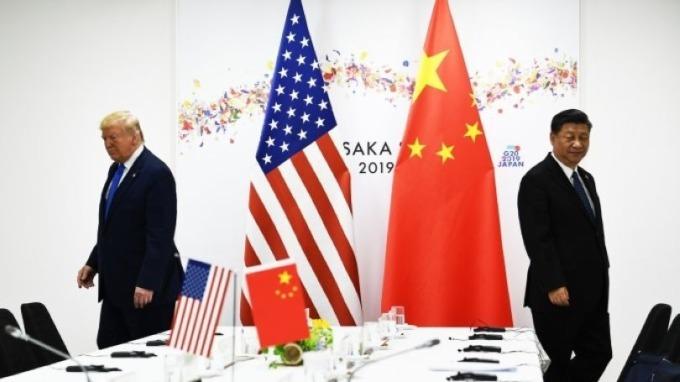 9月「美中貿易協商」是否如期舉行?中國商務部沒正面回應 (圖片:AFP)