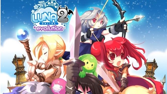 歐買尬計畫9/5重啟遊戲《LUNA2 Online》,更名為《LUNA2 Online Evolution》。(圖:歐買尬提供)
