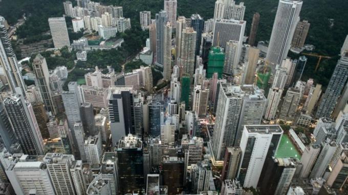 房市調控有效果 1~7月中國百城房價漲幅縮(圖片:AFP)