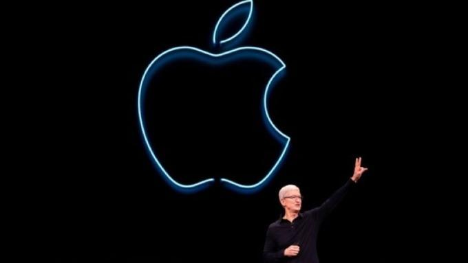 蘋果新專利申請  (圖片:AFP)