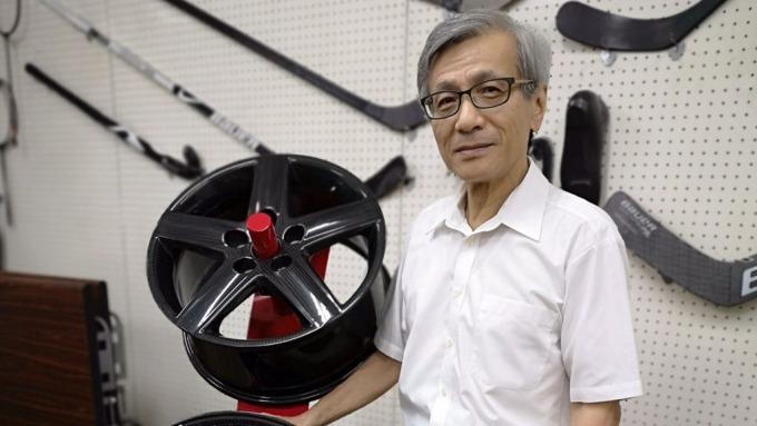 波力碳纖維汽車輪圈通過安規認證,9 月起出貨也挹注 Q3 旺季營收。(圖:波力提供)