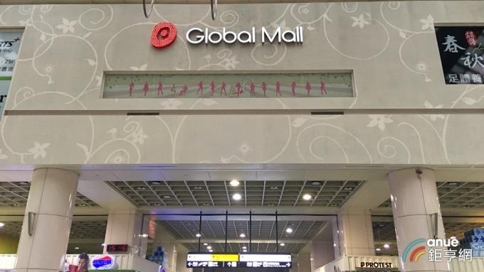環球購物中心看好中秋連假消費力。(鉅亨網資料照)