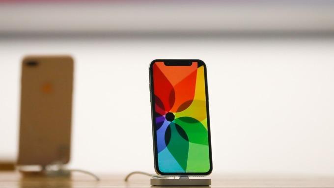 谷哥指出iPhone連兩年遭駭客入侵(圖片:AFP)