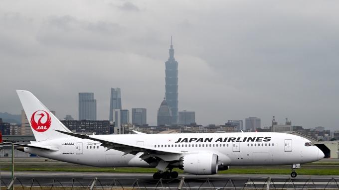 瞄準日韓、新南向旅客,免收機場降落費最快10月上路。(圖:AFP)