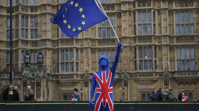無協議脫歐恐致英國出口額損失160億美元(圖片:AFP)